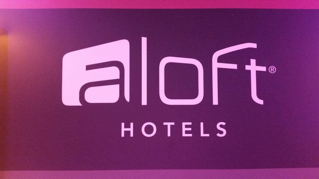 Aloft Hotels Banner