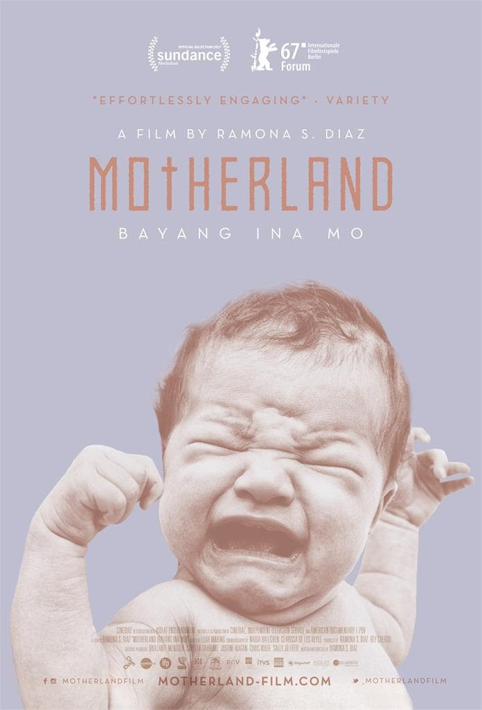 Poster from Motherland