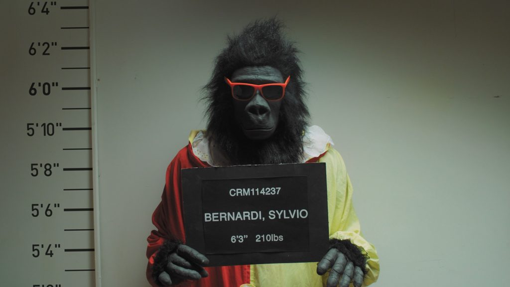 Sylvio is caught up in 2017's film of the same name.
