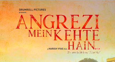 Poster Banner for Angrezi Mein Kehte Hain