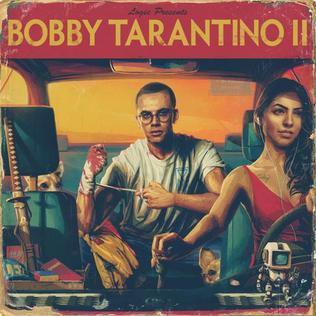 Bobby Tarantino II Album Cover