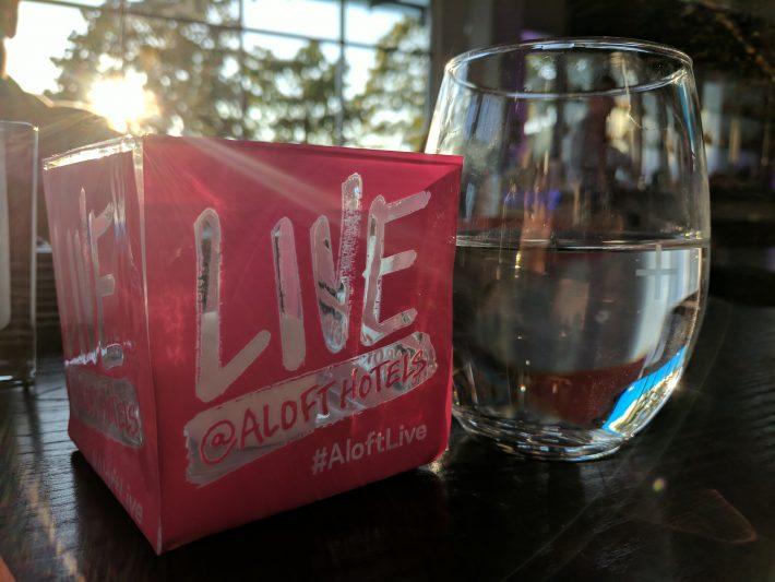 Live at Aloft Hotels, Seattle-Redmond, WA