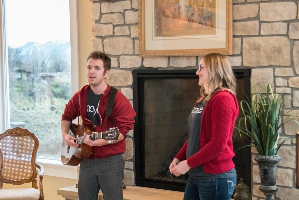 Maybe house show by Kevin and Megan Bessey