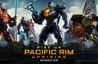 2018's Pacific Rim: Uprising Poster.