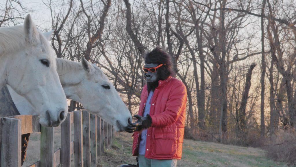 Sylvio tends to his Equine Amigos in 2017's Sylvio.