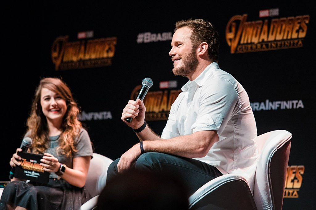 Chris Pratt answers Questions on A: IW