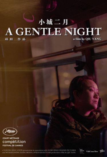 Poster from Gentle Night