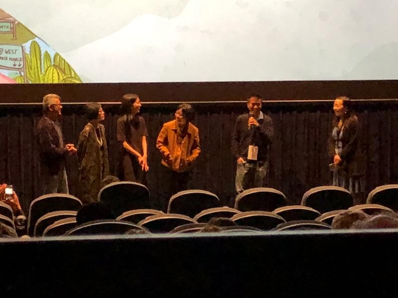 Q&A 'For Izzy' (2018)