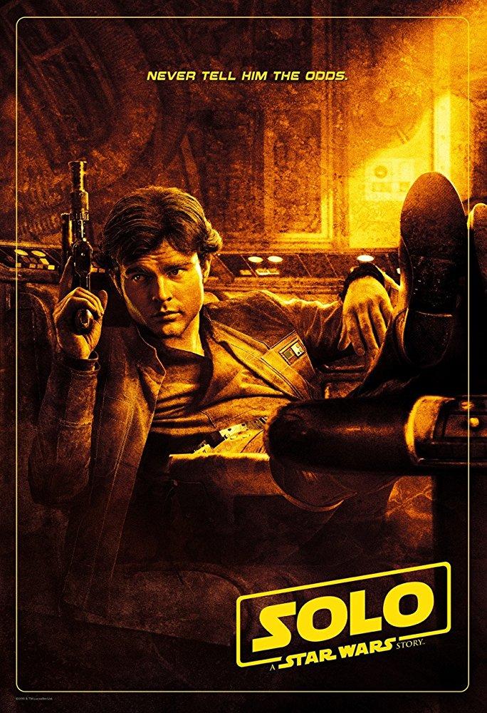 Solo Poster with Alden Einrich