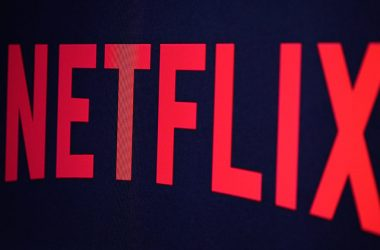 Thanks to Getty Images for this logo of Netflix