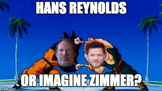Dragonball Z Meme - Hans Zimmer, Dan Reynolds