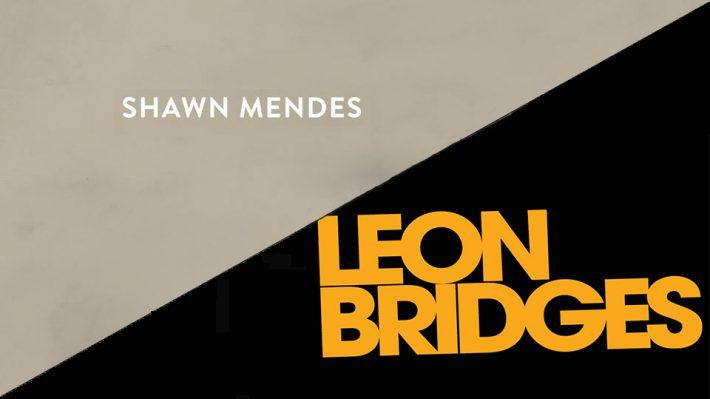Leon Bridges and Shawn Mendes