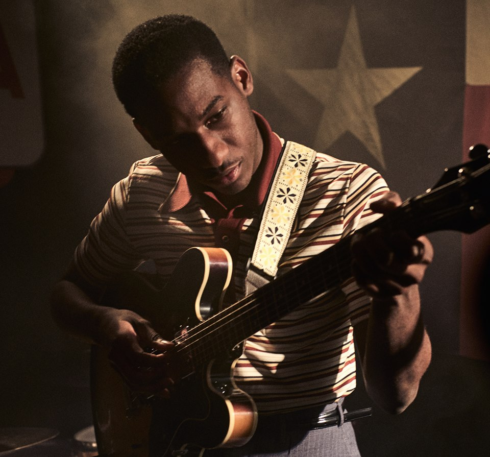 Leon Bridges, American and Ambitious.