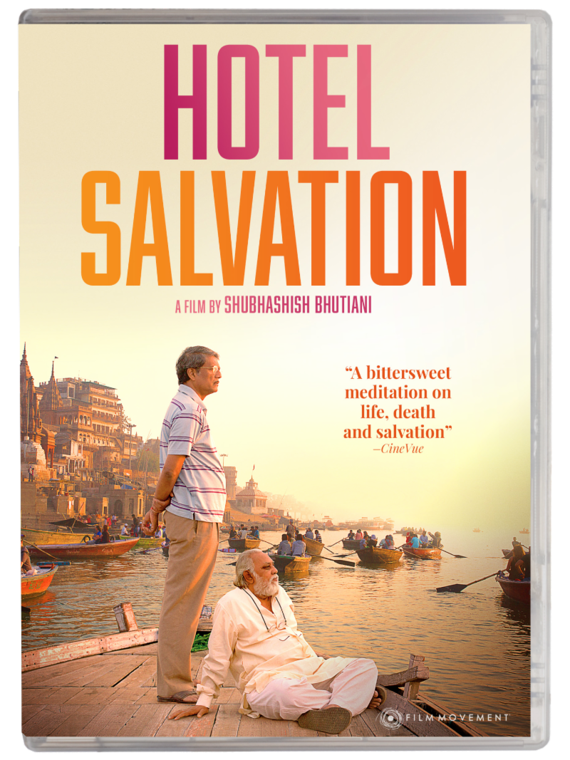 Official Movie Poster, Hotel Salvation