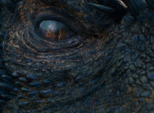 Dragon Eye from Game of Thrones