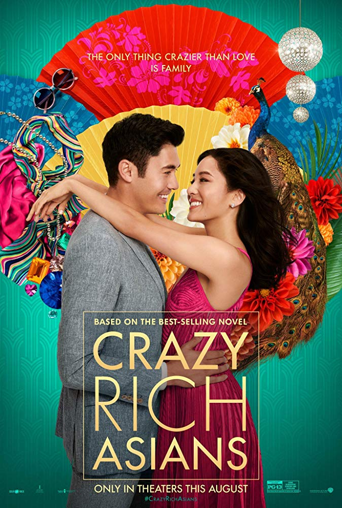 Crazy Rich Asians, the romantic comedy that just might revive the genre again.