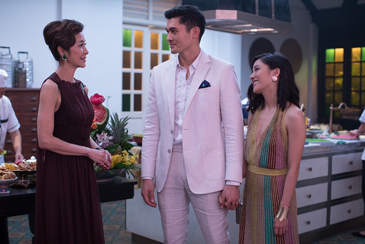 Crazy Rich Asians movie still
