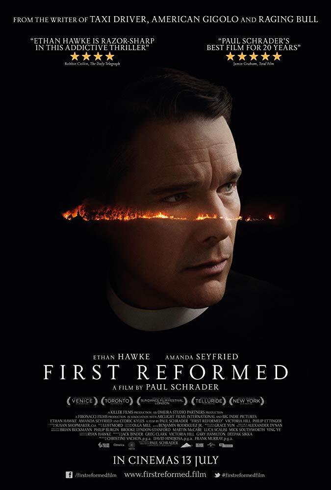 Ethan Hawke in First Reformed (2018)