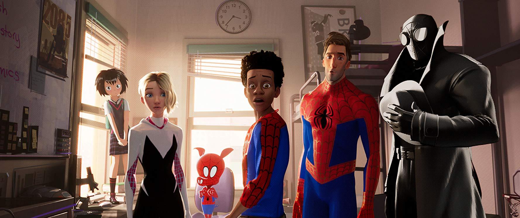 Spider-Verse Still