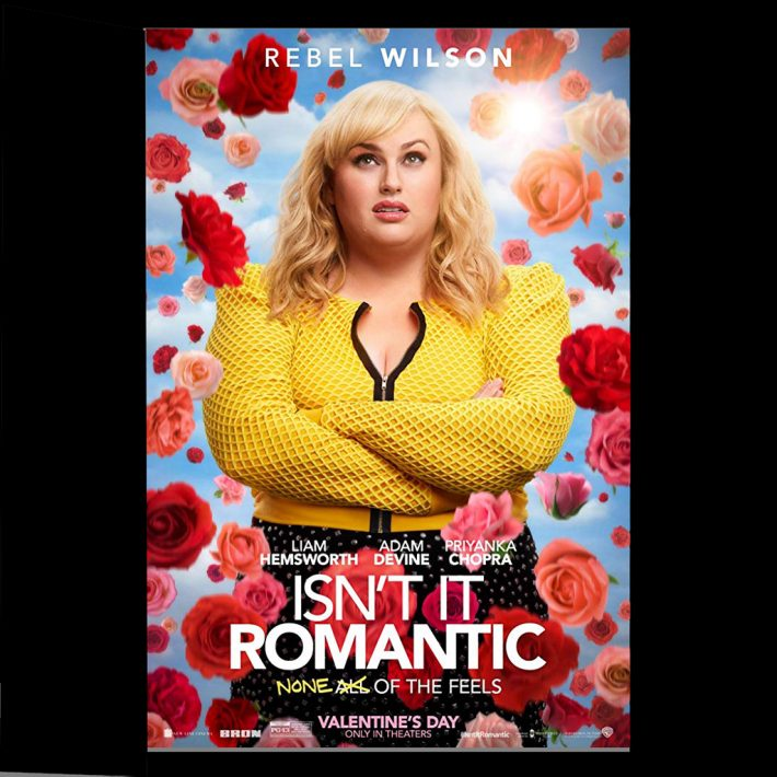 Poster for Isn't It Romantic