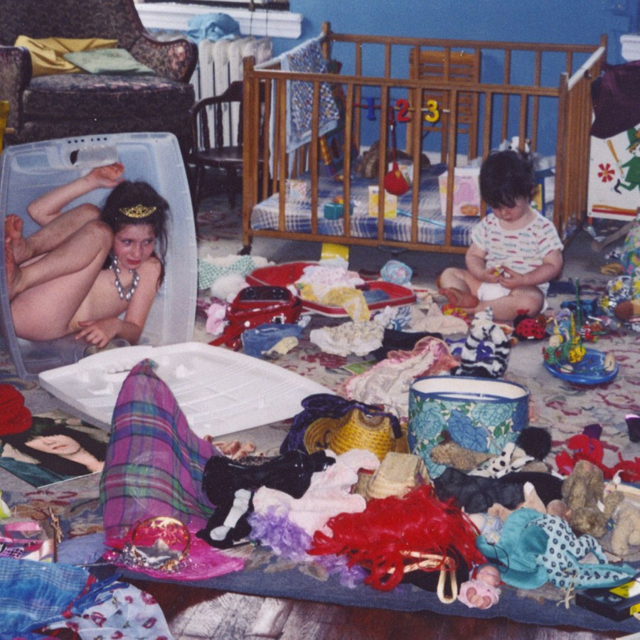Sharon Van Etten's album cover for Remind Me Tomorrow