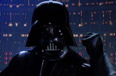 Vader still from Empire Strikes Back (1980)