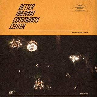 Better Oblivion Community Center Album Cover (2019)