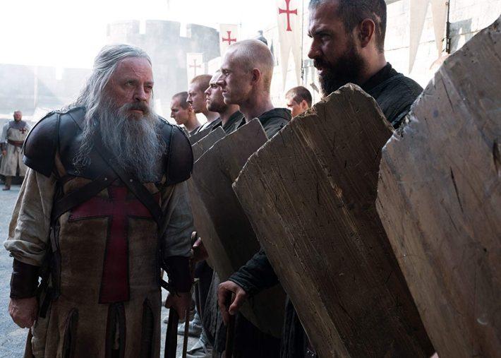 Mark Hamill in Knightfall (2019)
