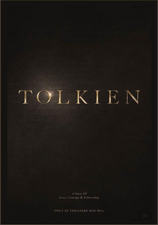 Tolkien Poster 2019